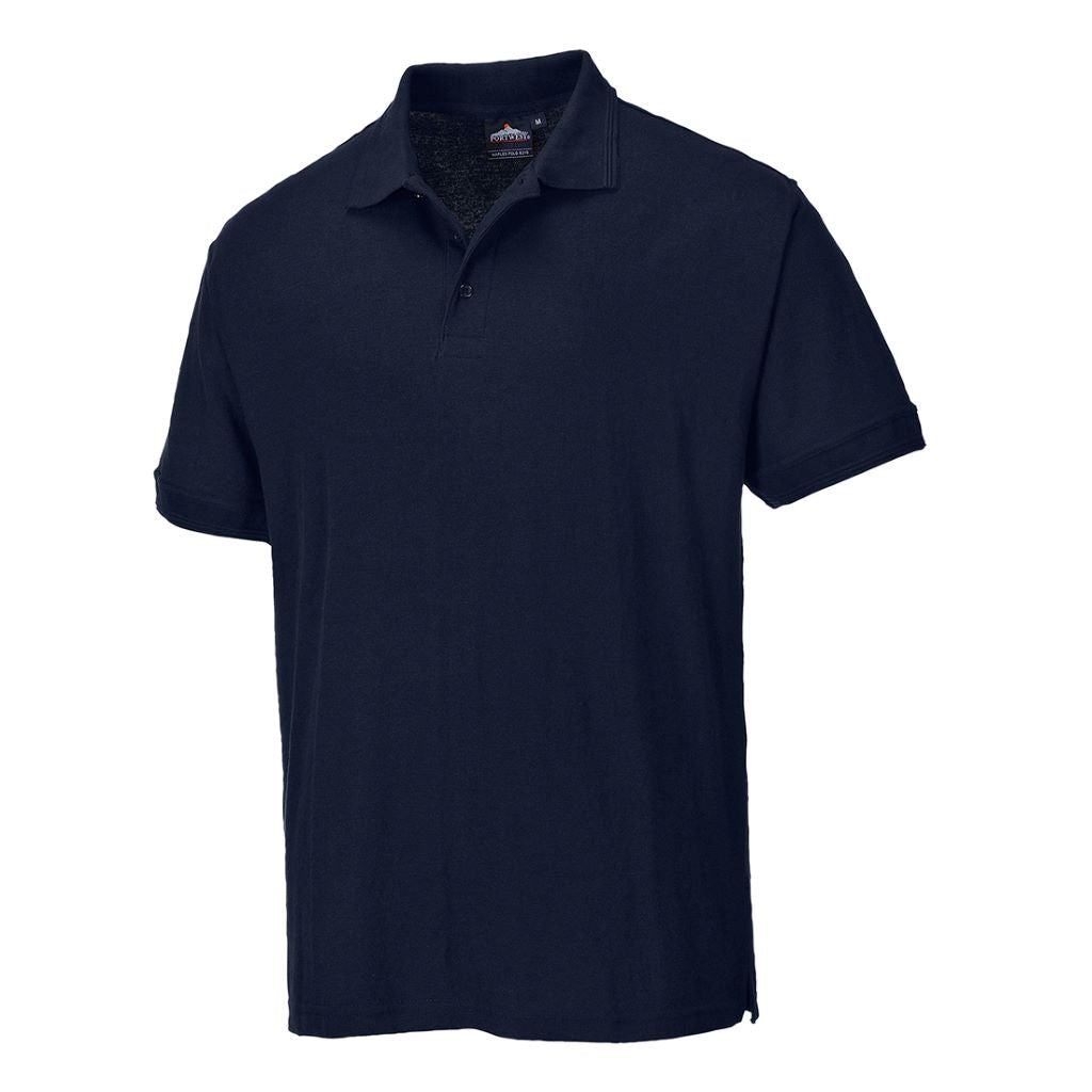 Naples Polo Shirt B210 DarkNavy