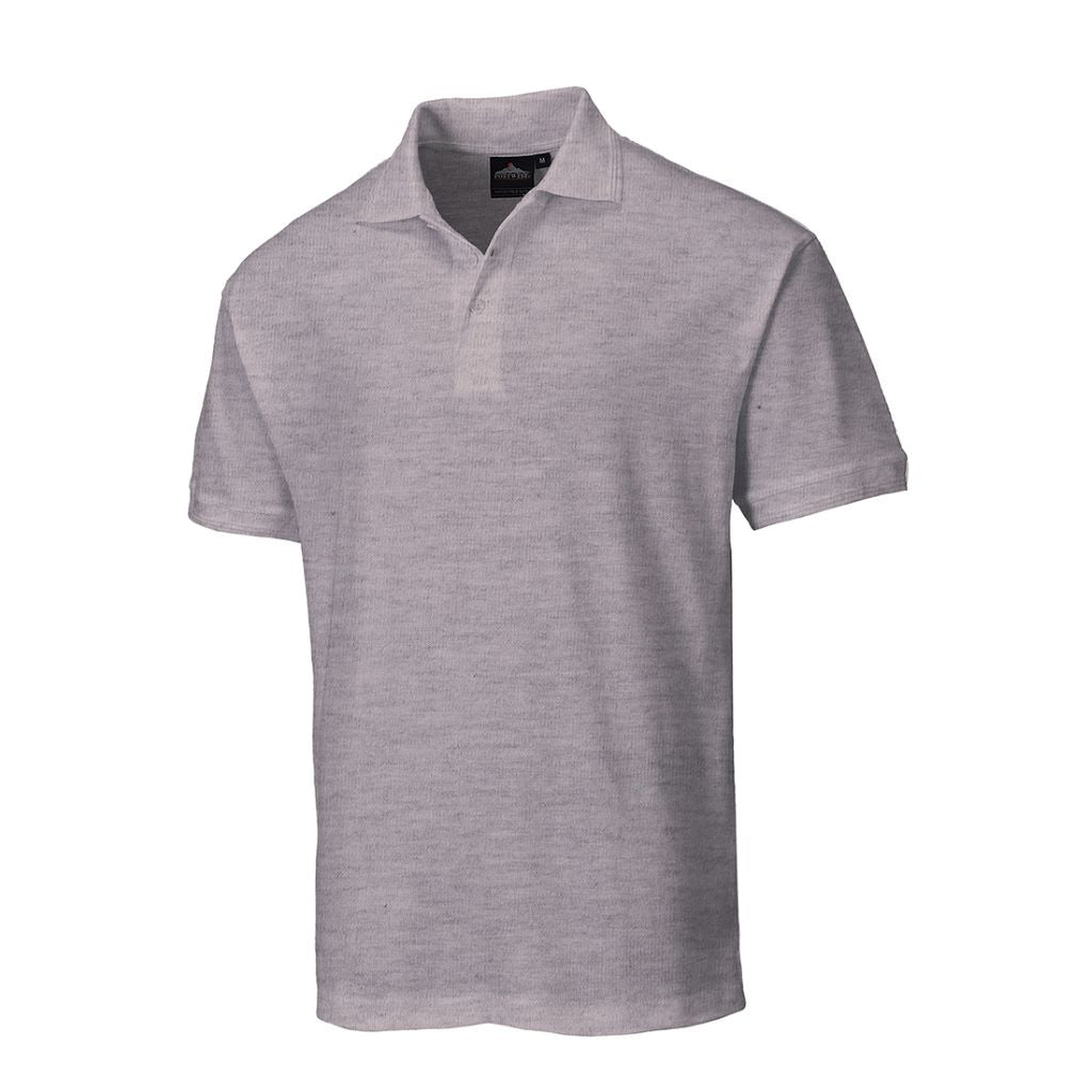 Naples Polo Shirt B210 Heather