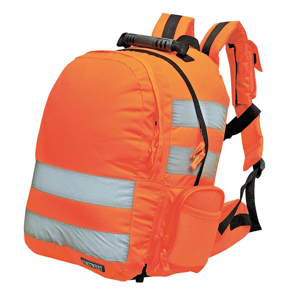 Quick Release Rucksack  (25L) B904 Orange