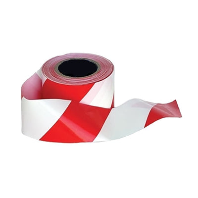 Barricade Tape  (Pk 18) BT10 RedWhite