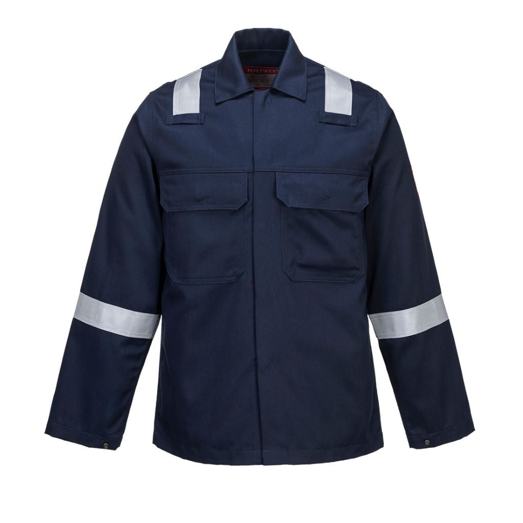 BizWeld Jacket BZ13 Navy