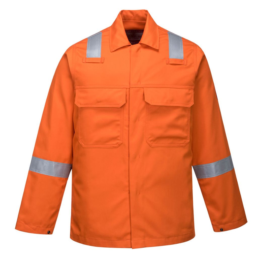 BizWeld Jacket BZ13 Orange