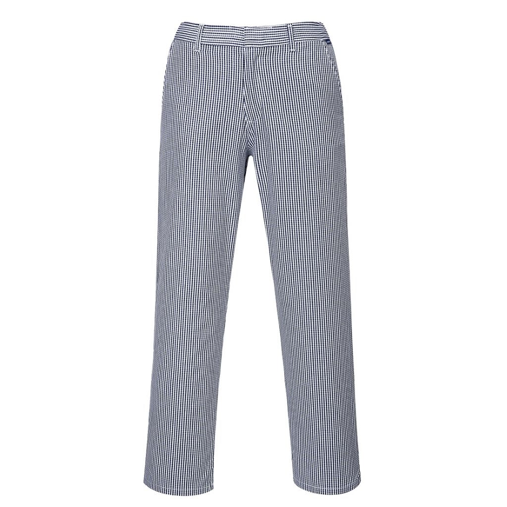 Barnet Chefs Trousers C075 Check
