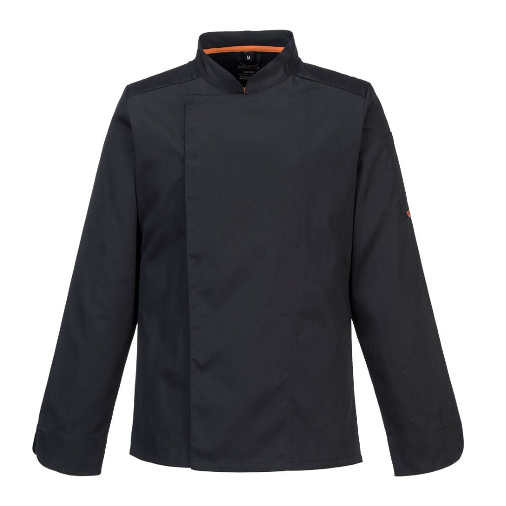 MeshAir Pro Jacket  L/S C838 Black