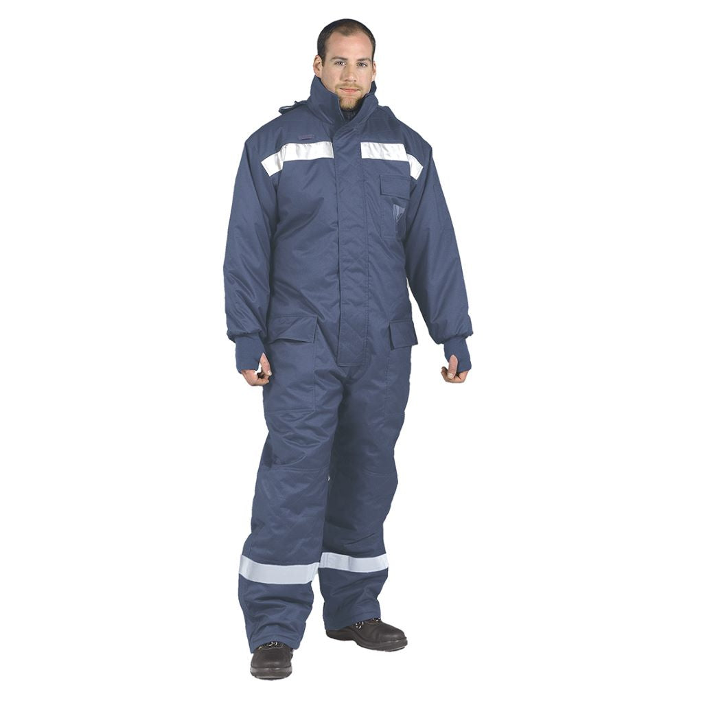 Cold-Store Coverall CS12 Navy
