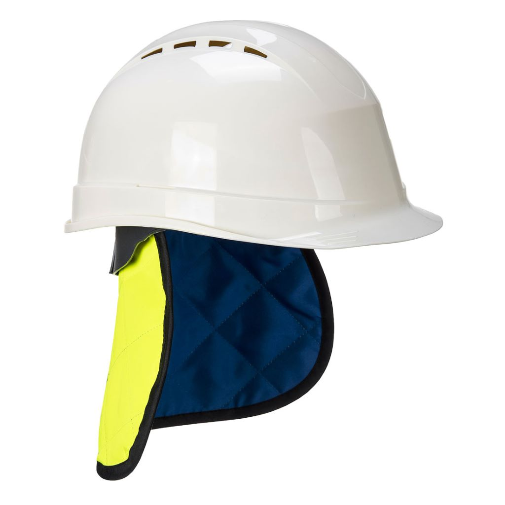 Cooling Crown With Neckshade CV03 YellowBlue