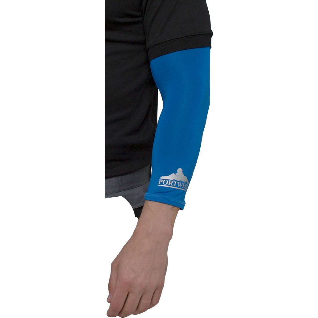 Cooling Sleeves  (Pair) CV08 Blue