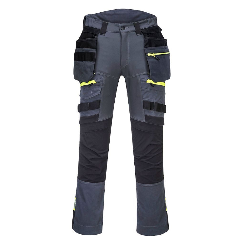 DX4 Holster Trousers DX440 MetalGrey