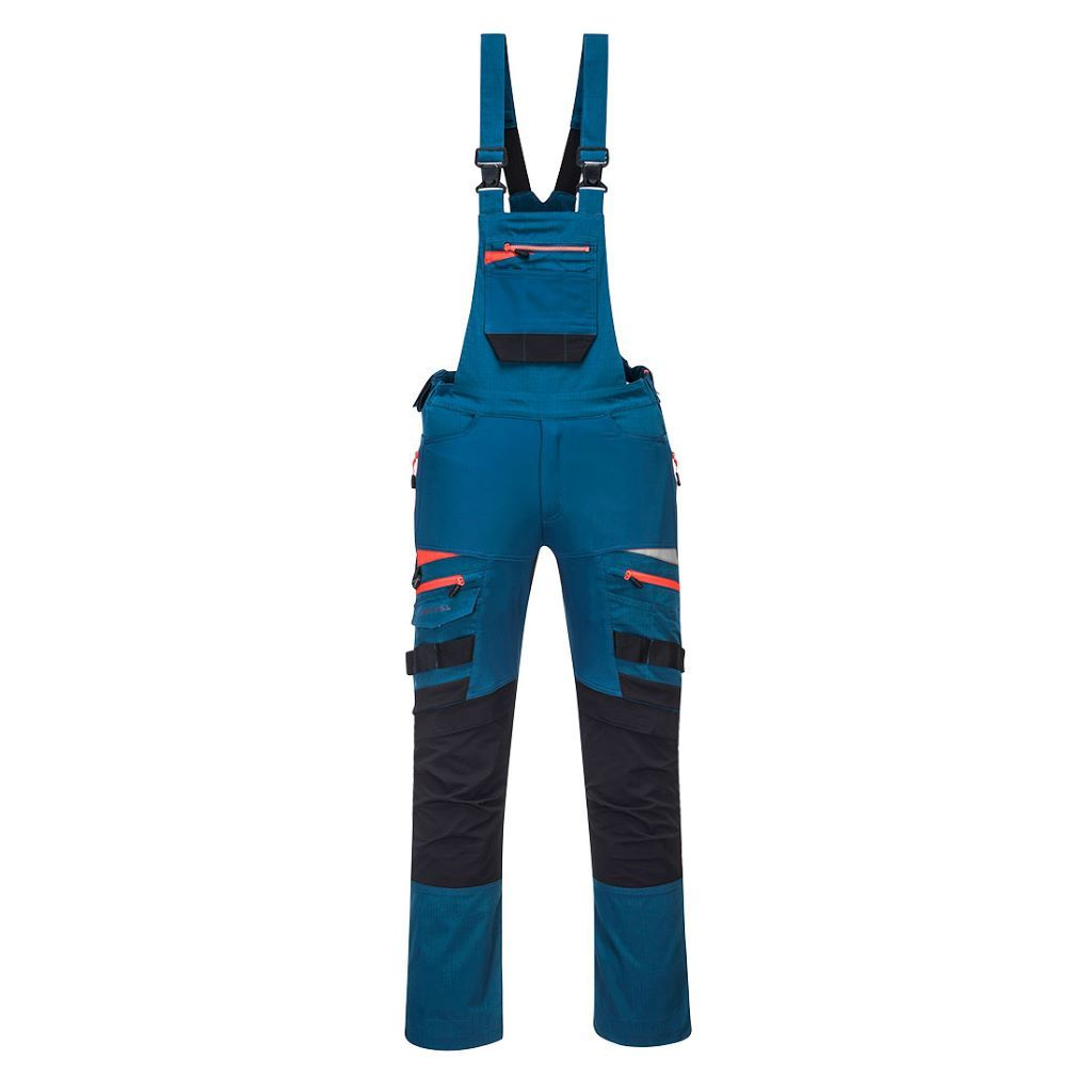 DX4 Work Bib DX441 MetroBlue