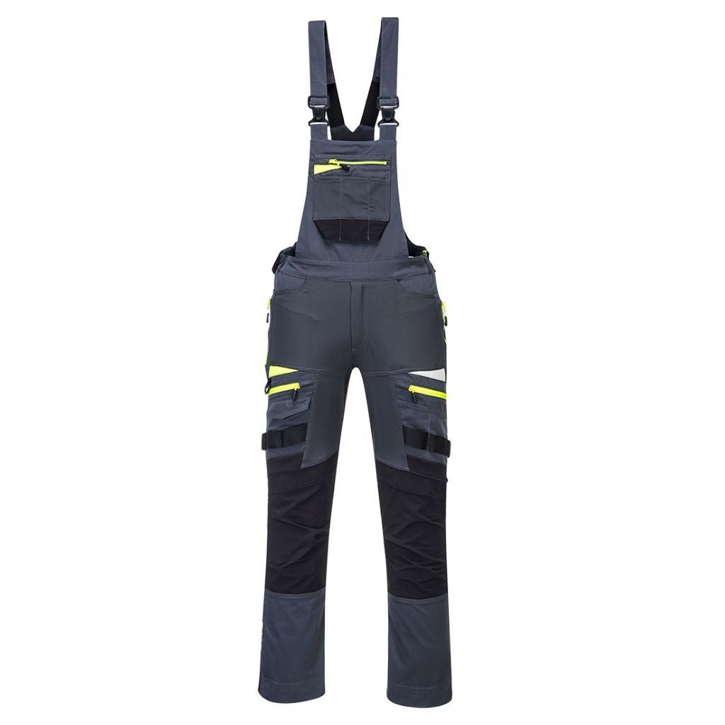 DX4 Work Bib DX441 MetalGrey