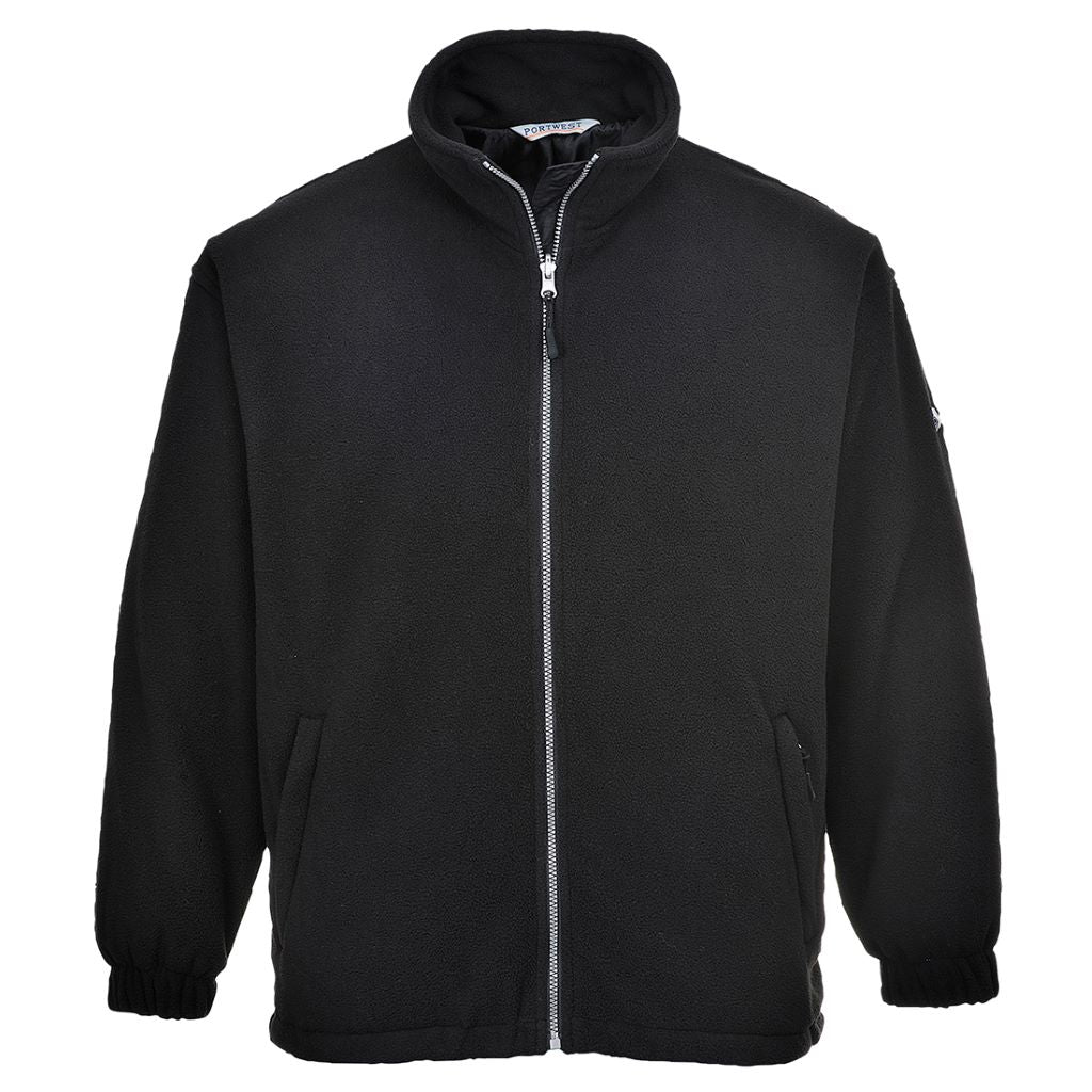 Windproof Fleece F285 Black