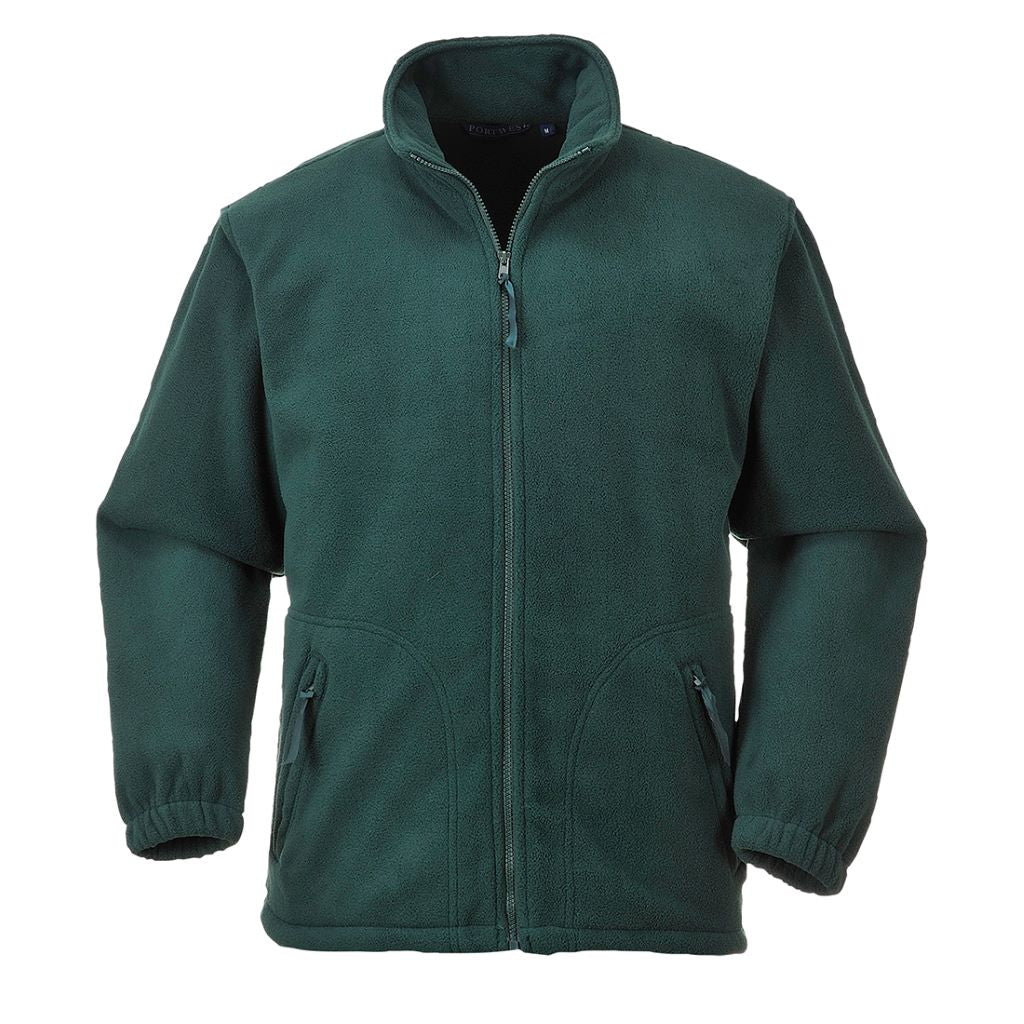 Argyll Heavy Fleece F400 BottleGreen