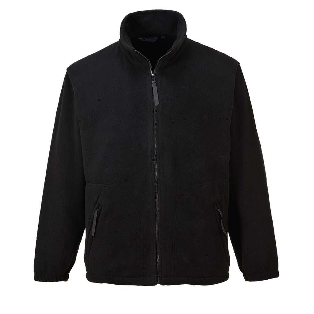 Argyll Heavy Fleece F400 Black