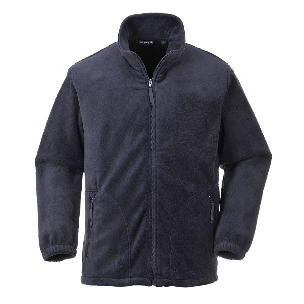 Argyll Heavy Fleece F400 Navy