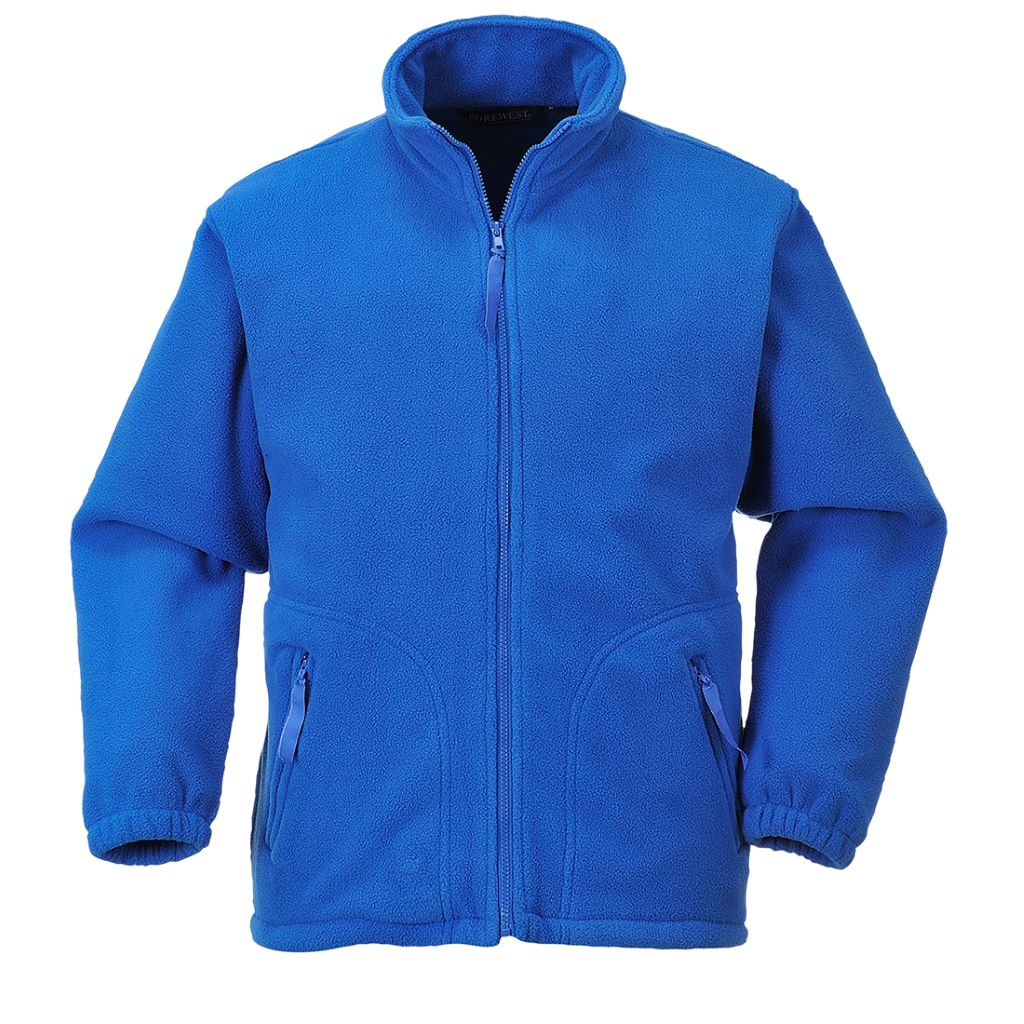 Argyll Heavy Fleece F400 Royal