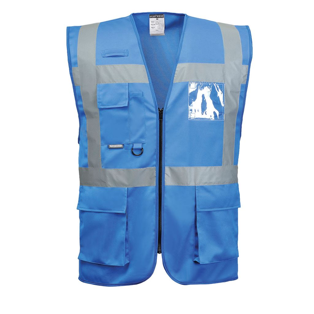 Iona Executive Vest F476 Royal