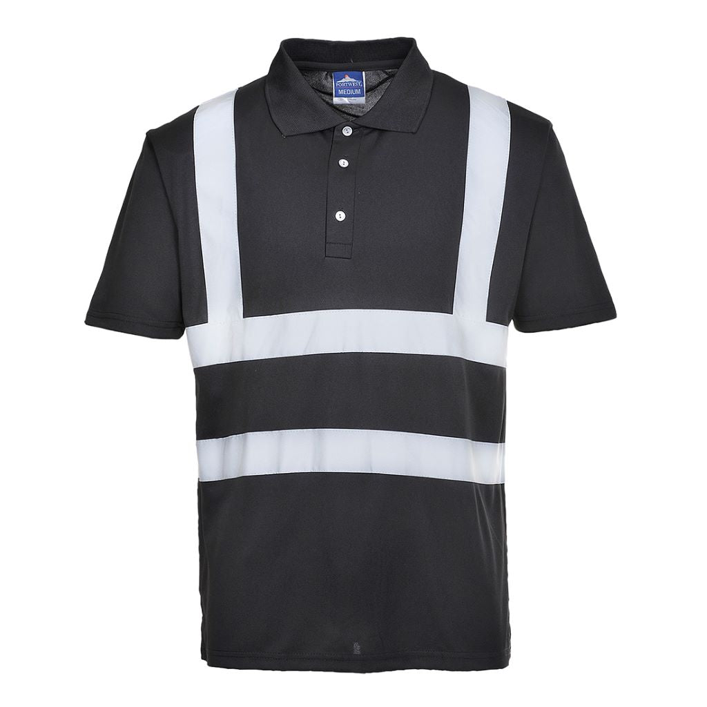 Iona Polo Shirt F477 Black