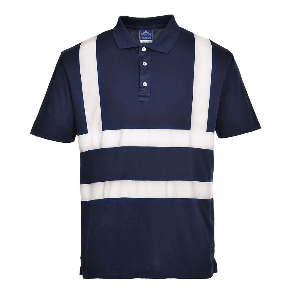 Iona Polo Shirt F477 Navy