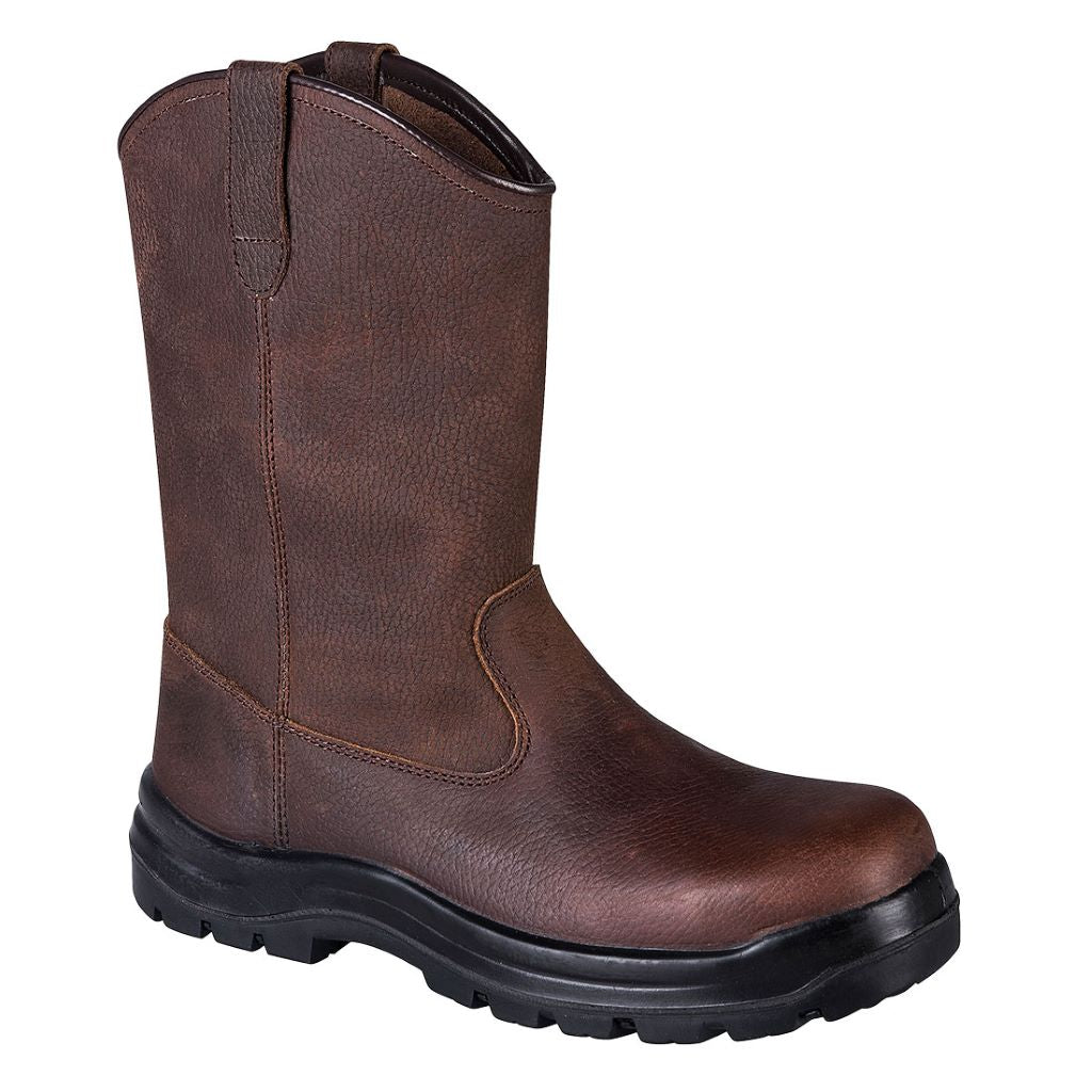 Indiana Rigger Boot FC16 Brown