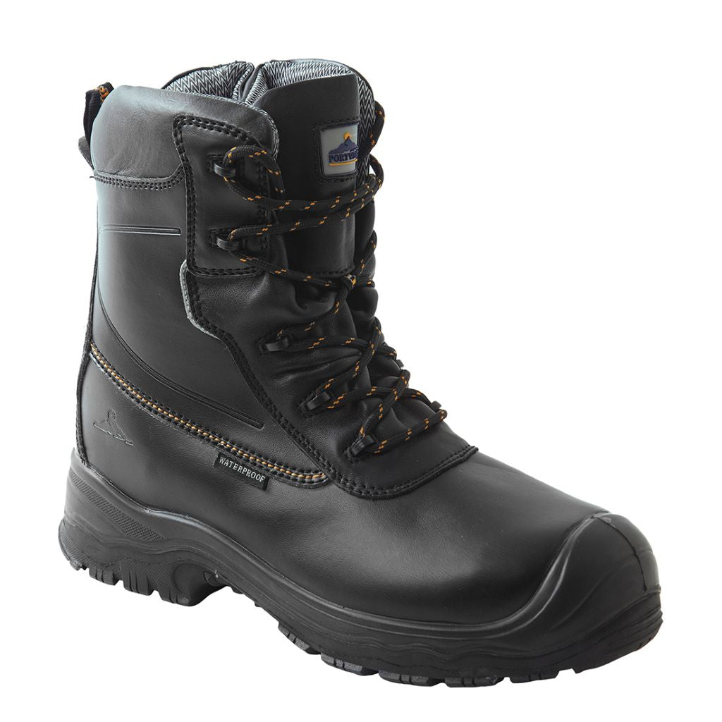 Tractionlite S3 HRO Boot 7  FD02 Black