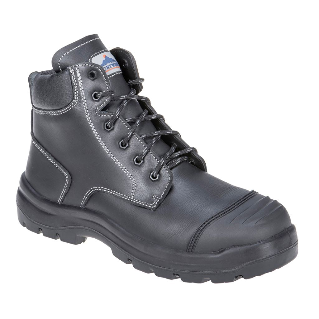 Clyde Safety Boot S3 HRO CI HI FD10 Black