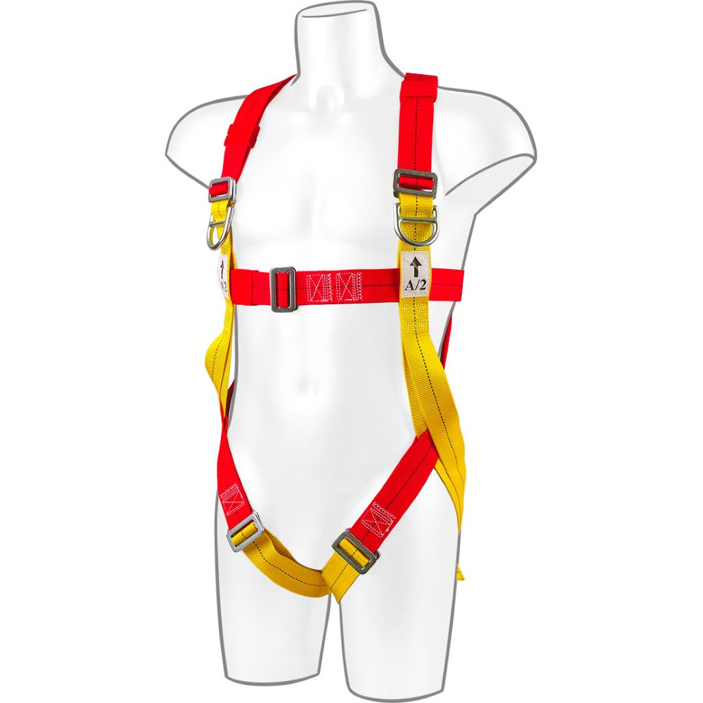 2-Point Harness Plus FP10 Red