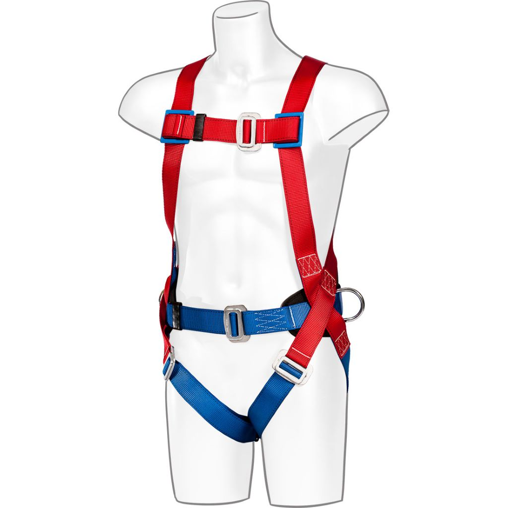 2-Point Harness Comfort FP14 Red