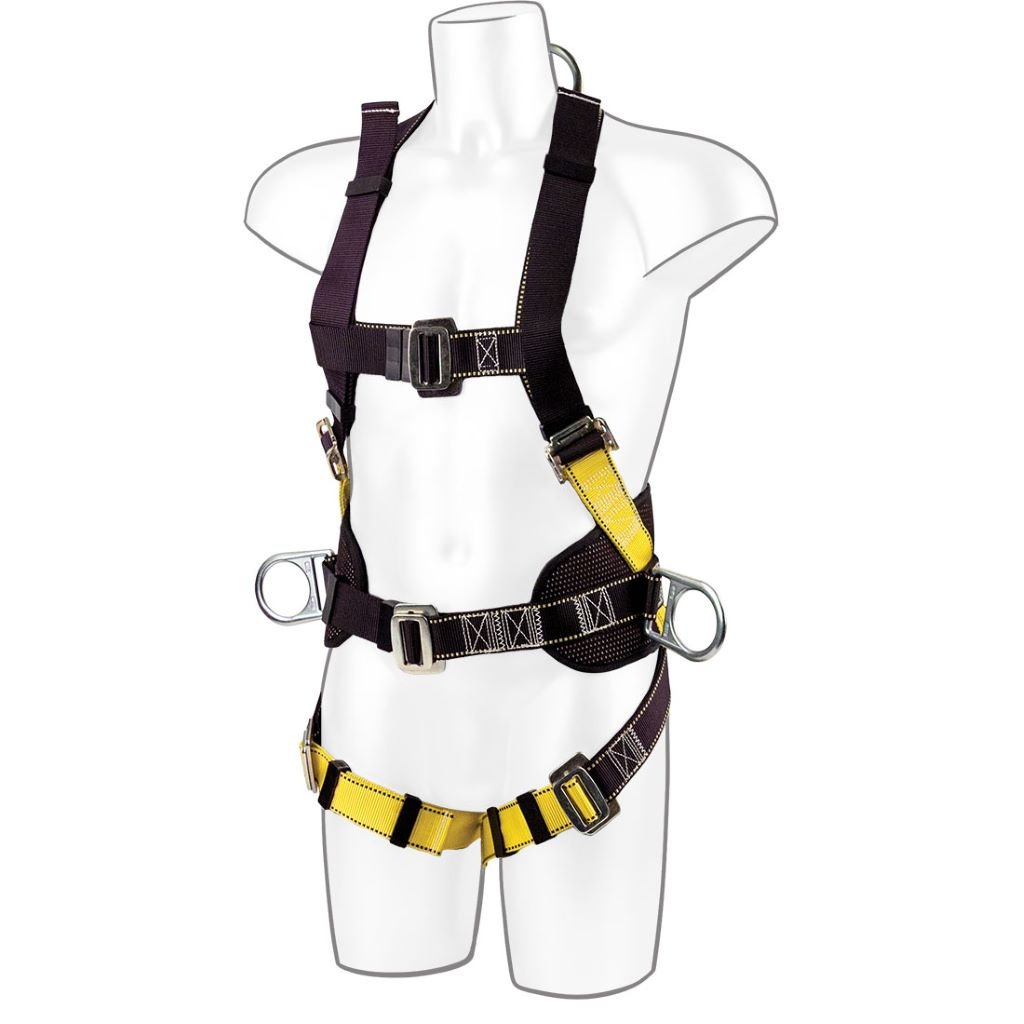 2-Point Harness Comfort Plus FP15 Black
