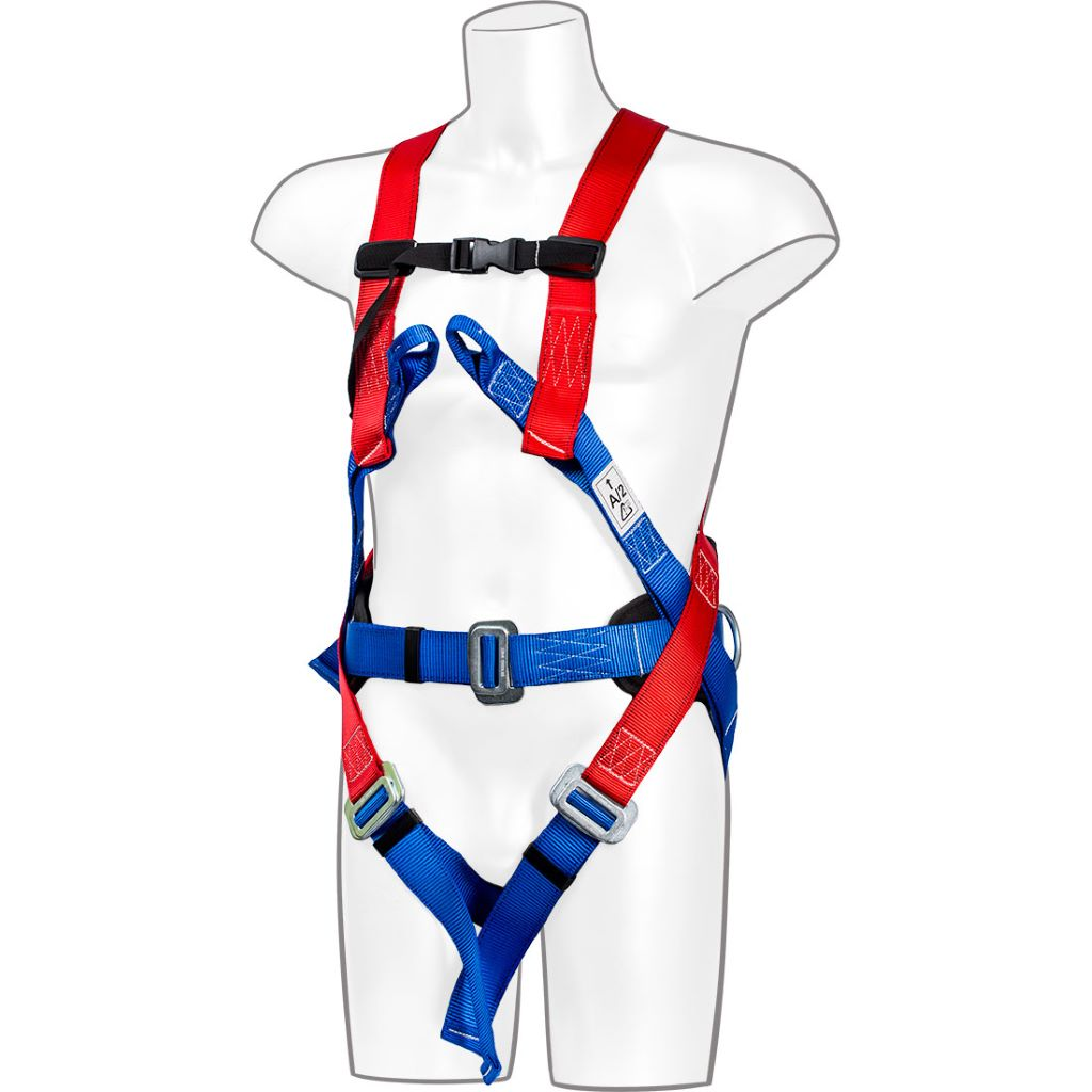 3-Point Harness Comfort FP17 Red