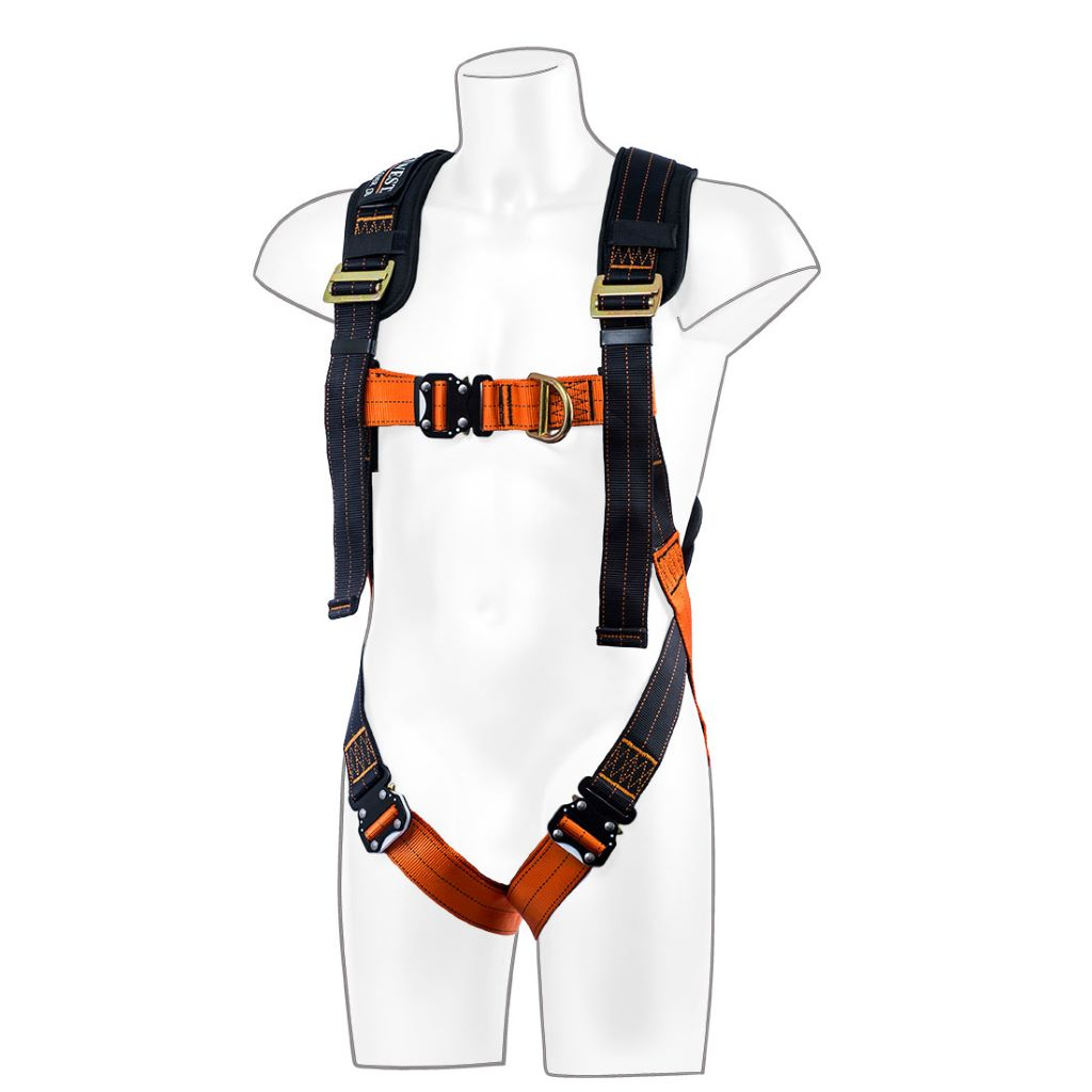 Ultra 2-Point Harness FP72 BlackOrange