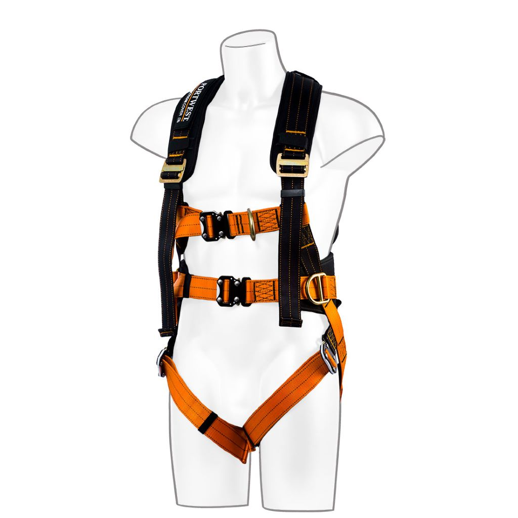 Ultra 3-Point Harness FP73 BlackOrange