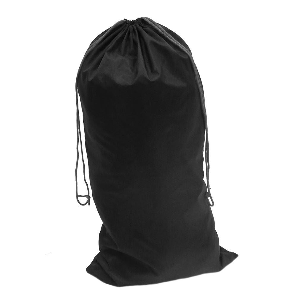 Nylon Drawstring Bag FP99 Black