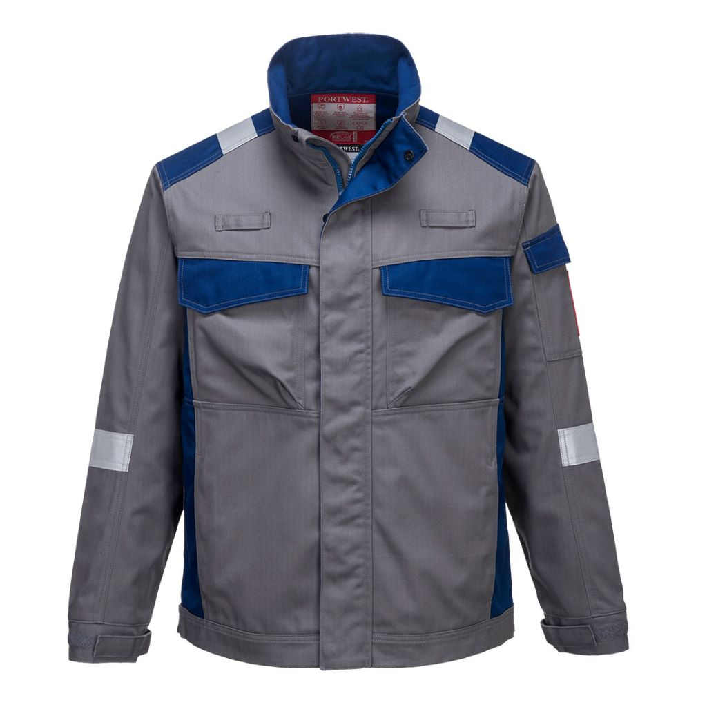 Bizflame Ultra Jacket FR08 Grey