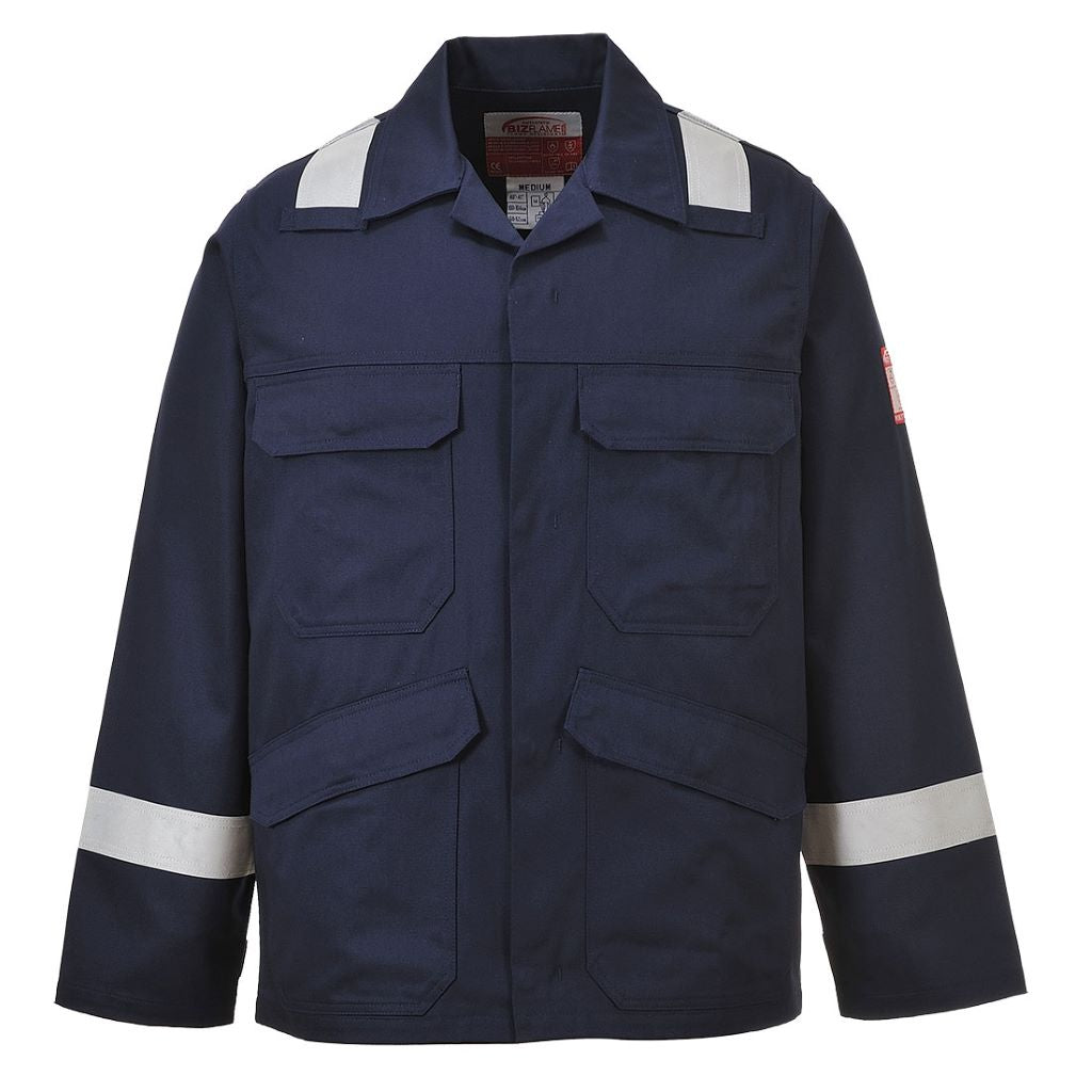 Bizflame Plus Jacket FR25 Navy