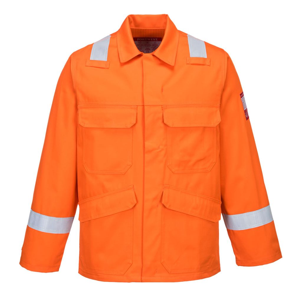Bizflame Plus Jacket FR25 Orange