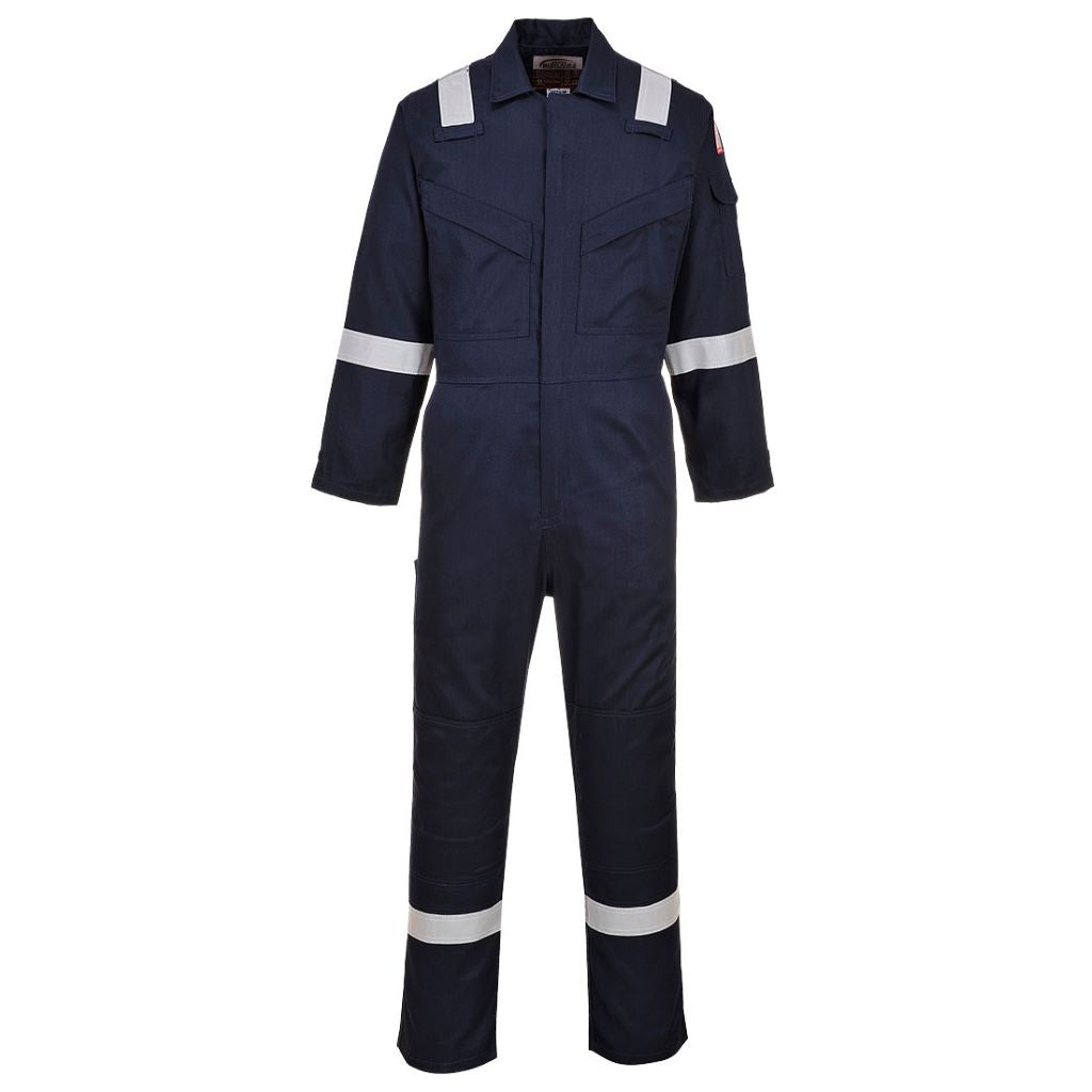 Lightweight AS Coverall FR28 Navy