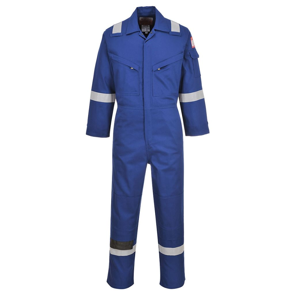 Lightweight AS Coverall FR28 Royal