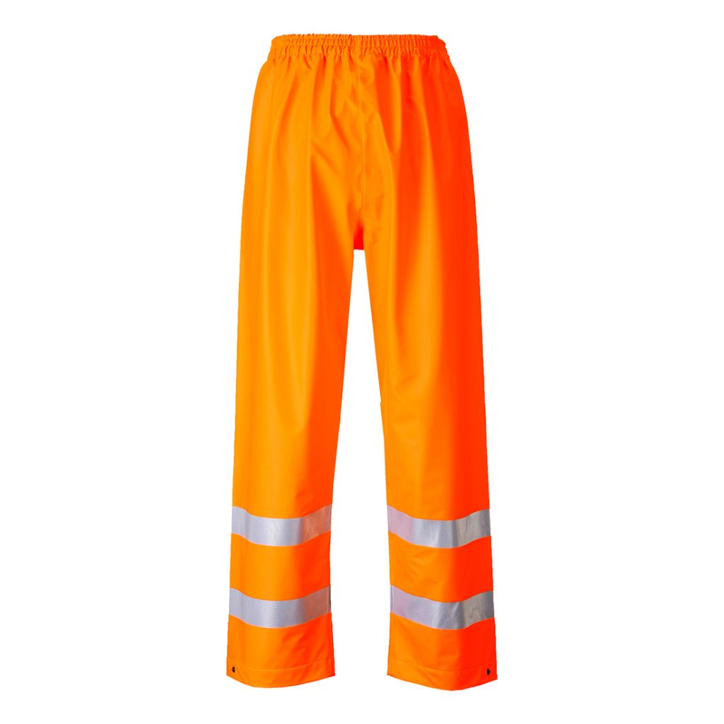 Sealtex Flame Hi-Vis Trousers FR43 Orange