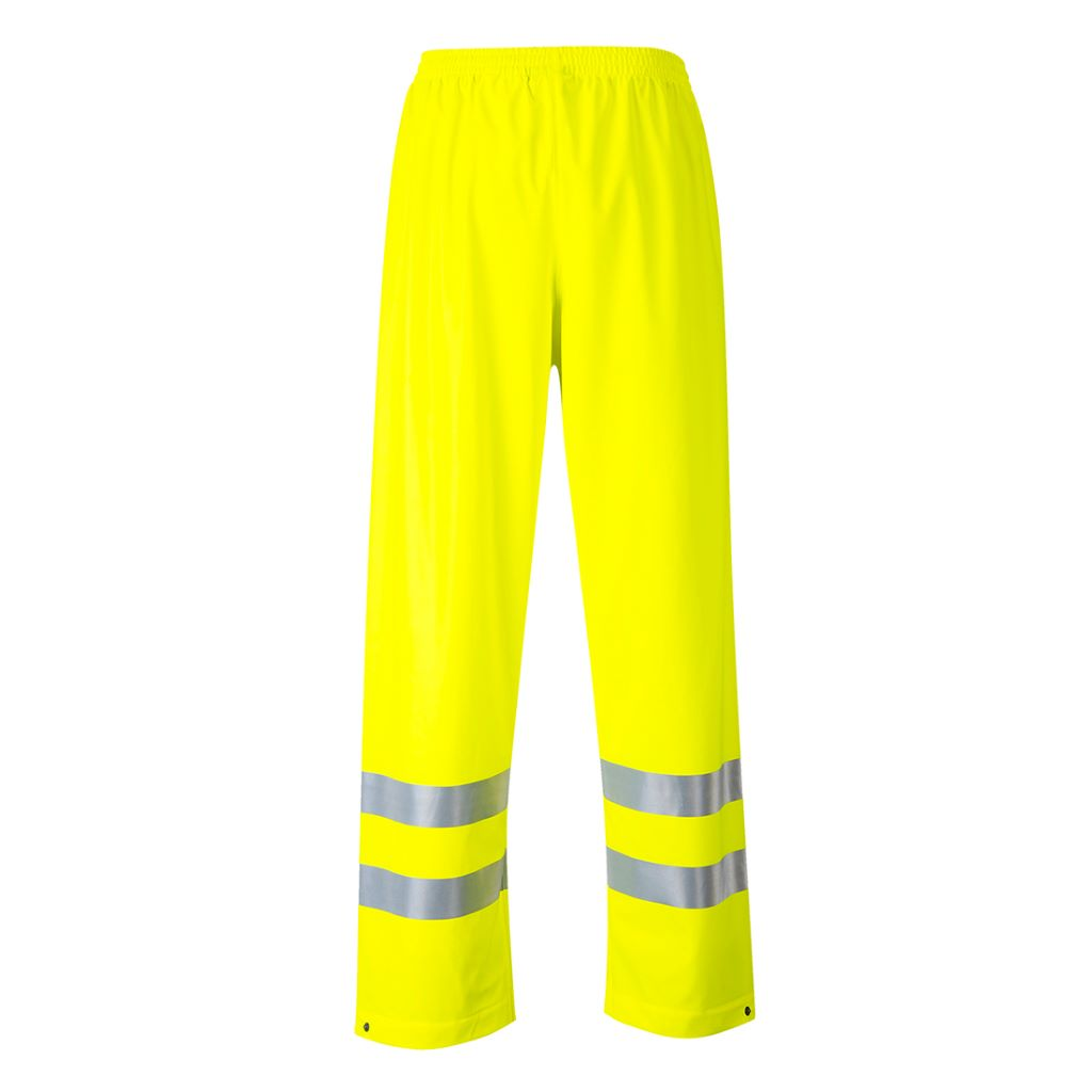 Sealtex Flame Hi-Vis Trousers FR43 Yellow