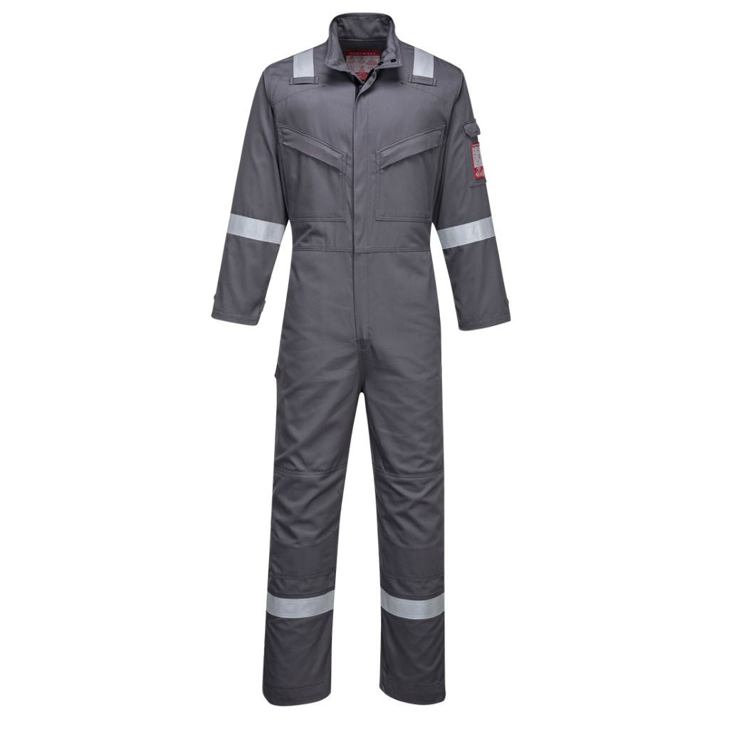 Bizflame Ultra Coverall FR93 Grey
