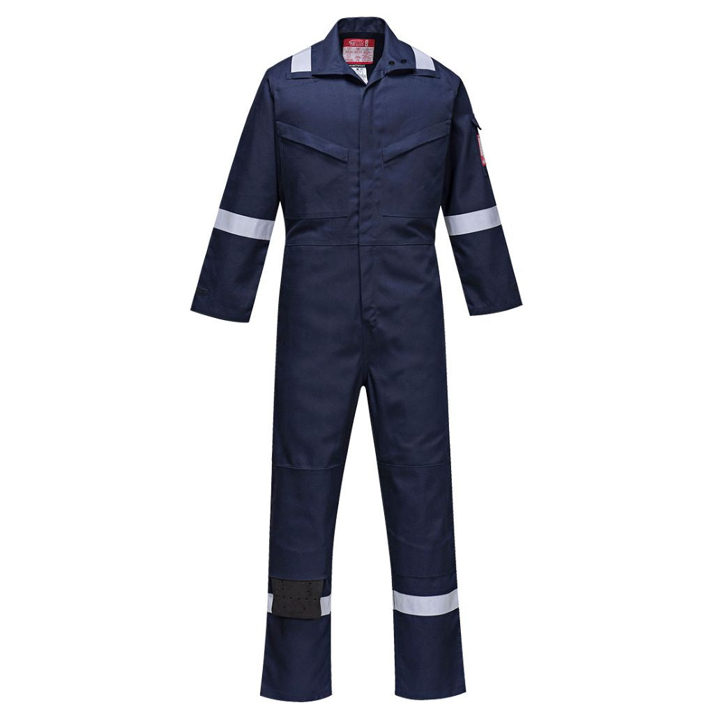 Bizflame Ultra Coverall FR93 Navy