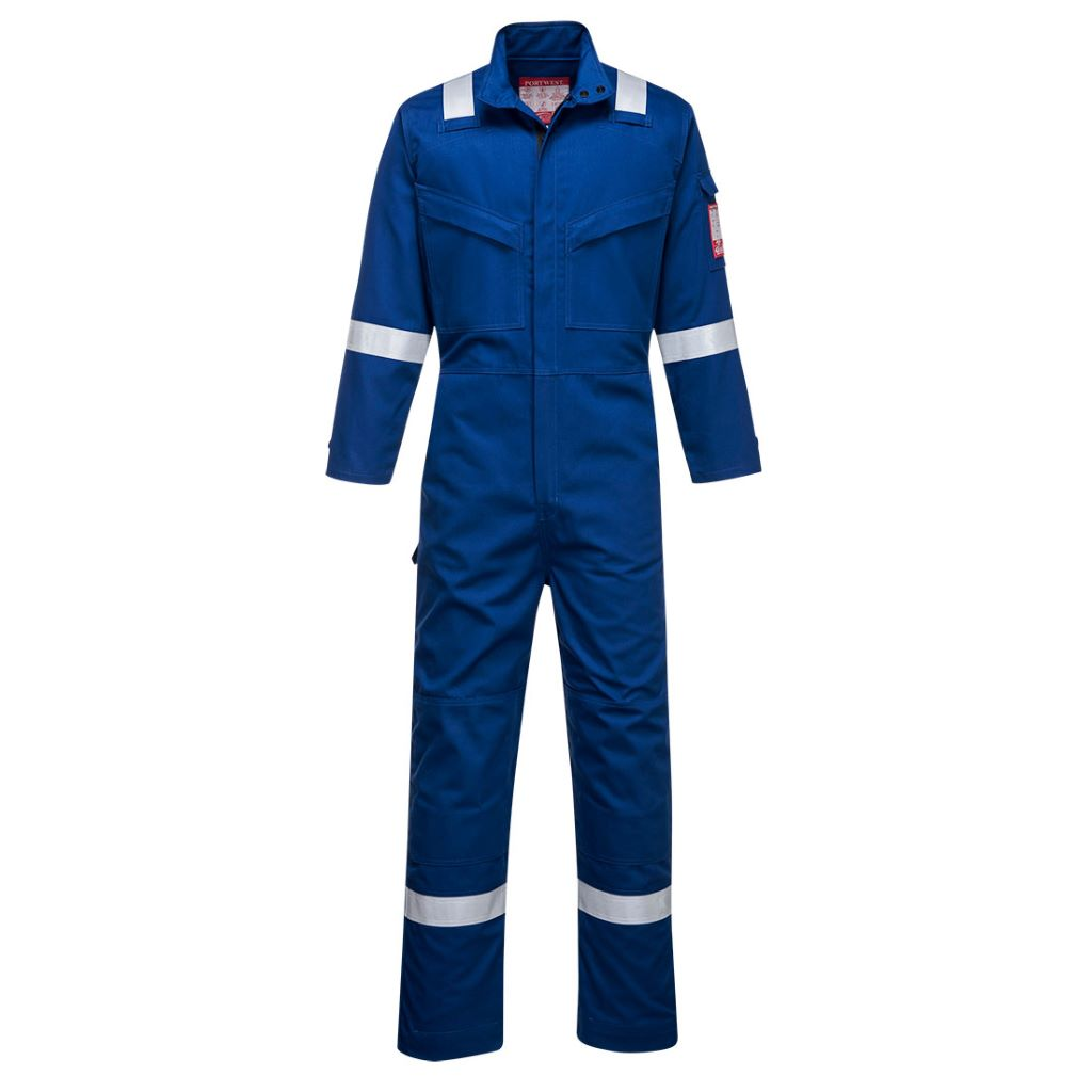 Bizflame Ultra Coverall FR93 Royal