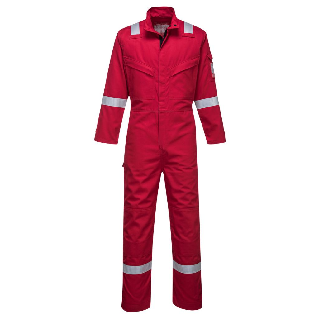 Bizflame Ultra Coverall FR93 Red