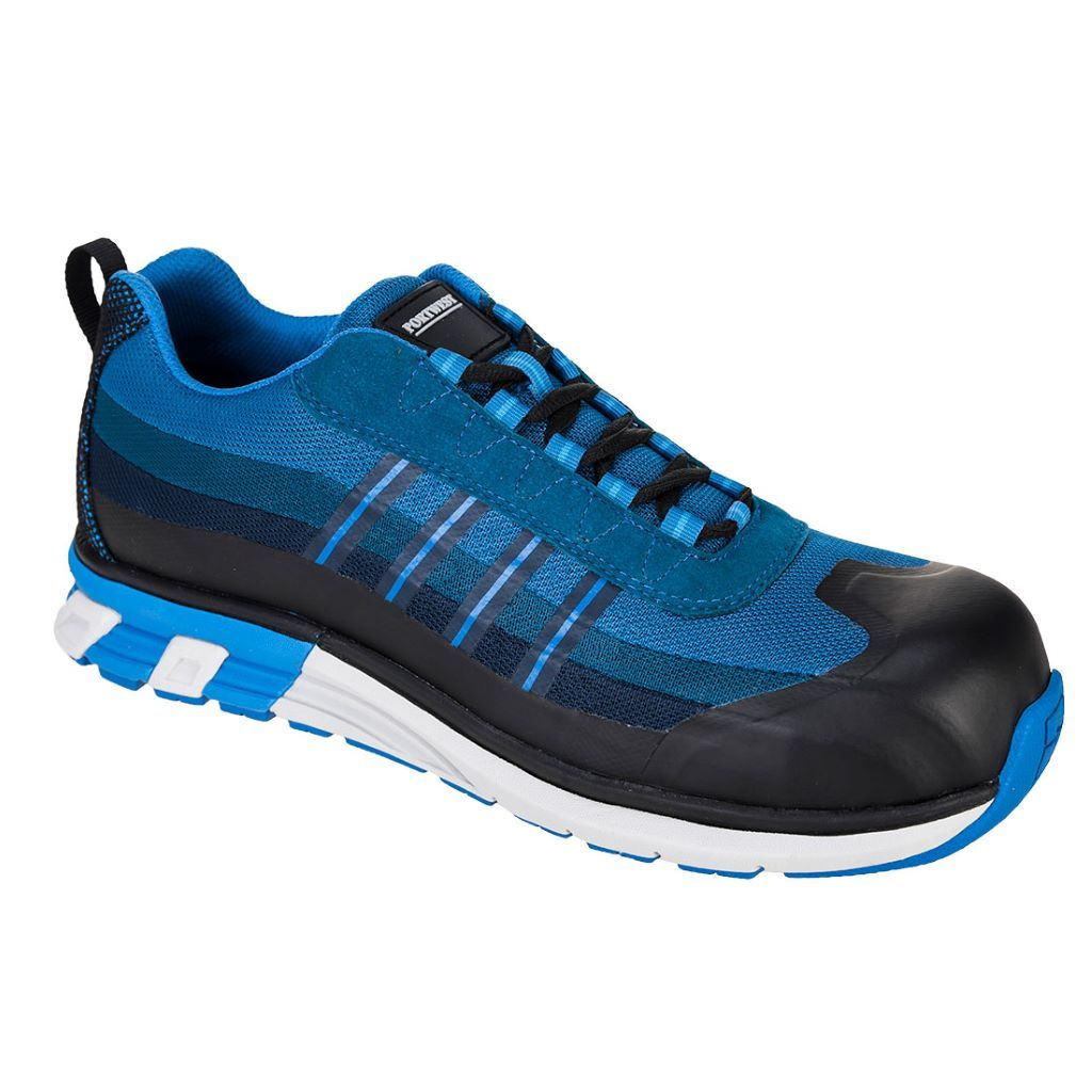 OlymFlex London Trainer  S1P FT16 BlueBlack