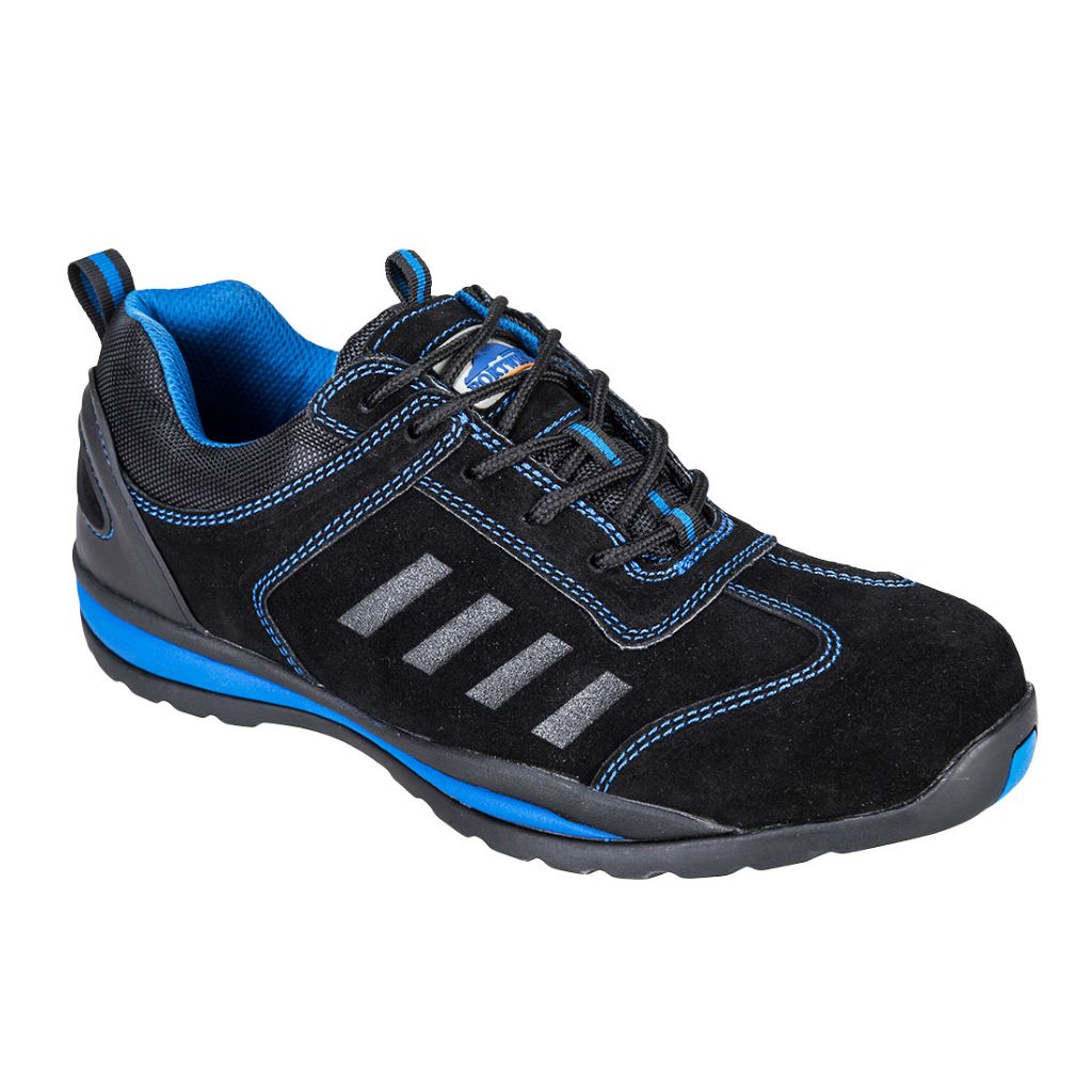 Lusum Safety Trainer  48/13 FW34 Blue