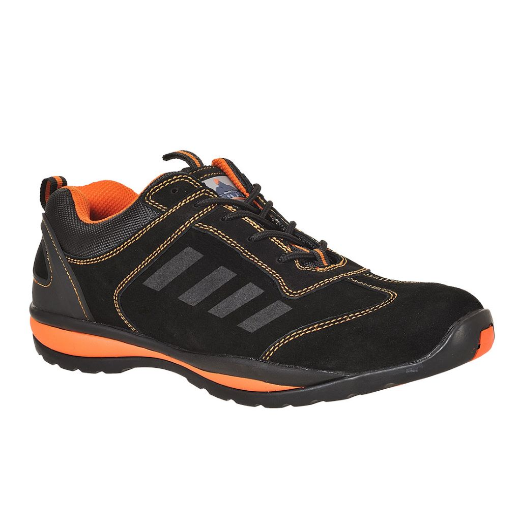 Lusum Safety Trainer  48/13 FW34 Orange