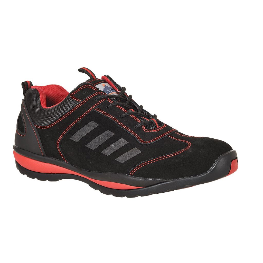 Lusum Safety Trainer  48/13 FW34 Red