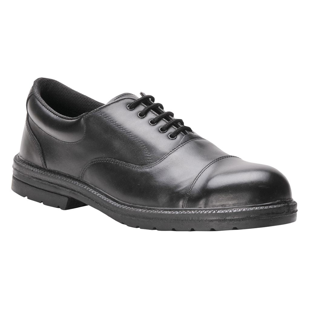 Oxford Shoe 47/12  S1P FW47 Black