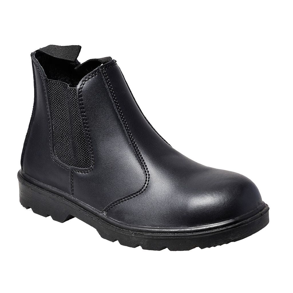Steelite Dealer Boot 48/13 S1P FW51 Black