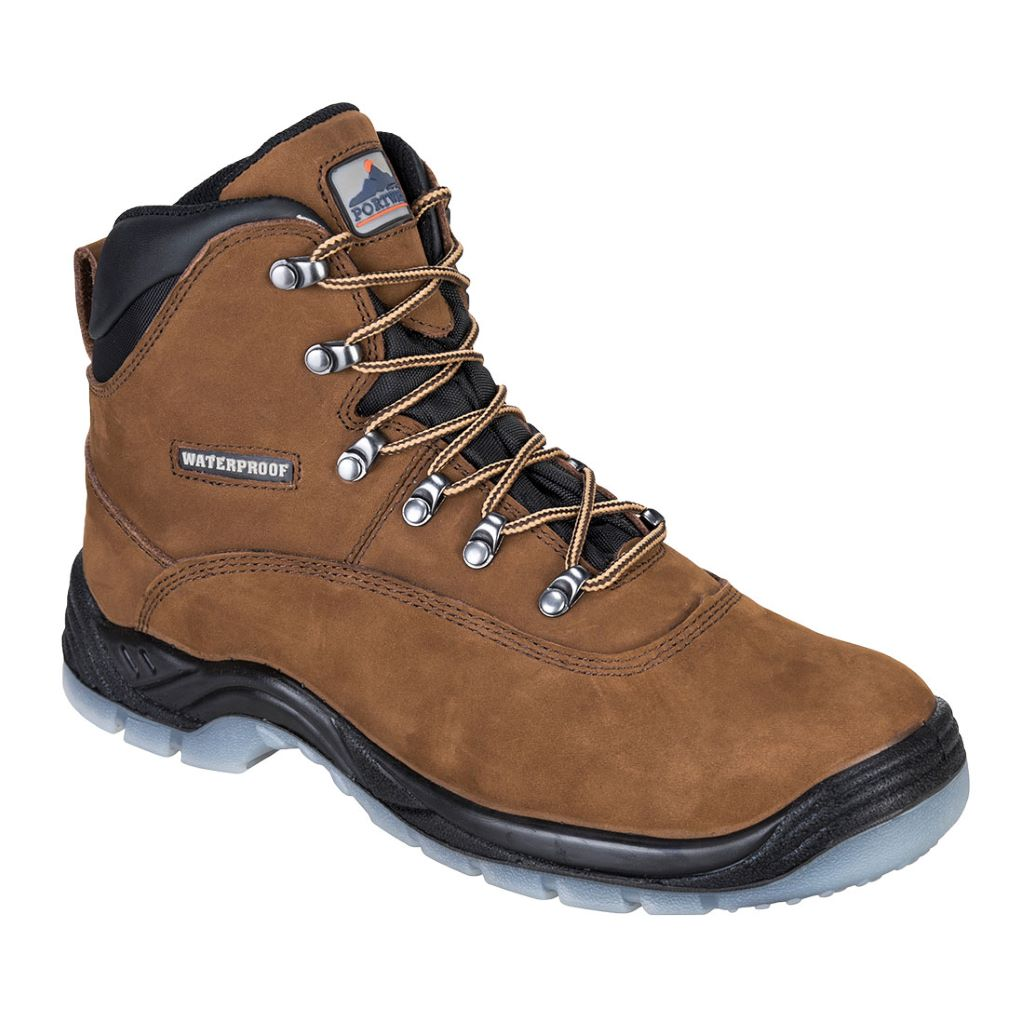 All Weather Boot S3  48/13 FW57 Brown
